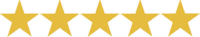 5-star review icon