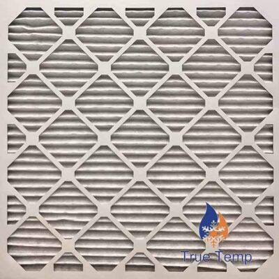 AC Filter with True Temp Logo for excellent indoor air quality