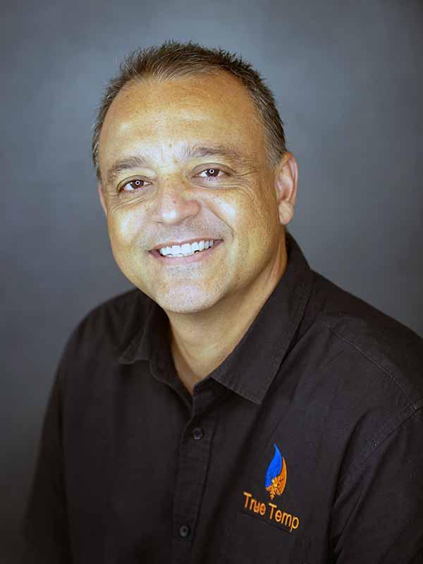 Edwin Restrepo - President True Temp