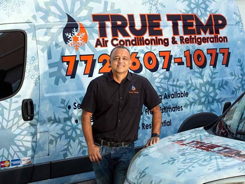 True Temp Trucks