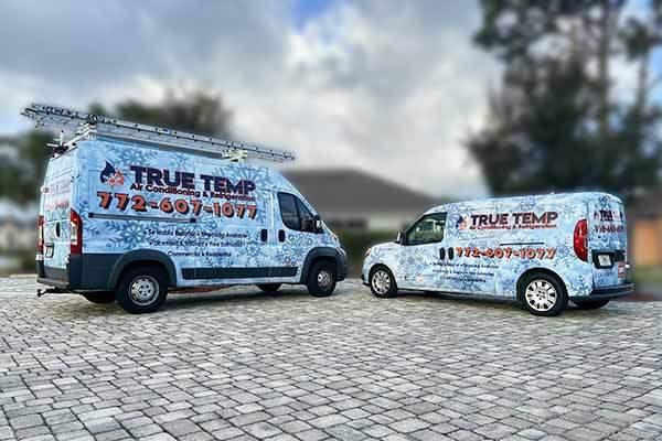 True Temp A/C Trucks